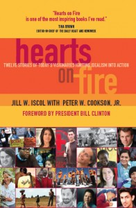 Hearts on Fire by Jill W. Iscol with Peter W. Cookson Jr.