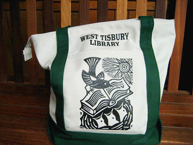 West Tisbury Library Tote